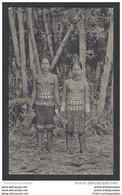 CPA Indonesie Dyak Women Borneo Nu - Indonesia
