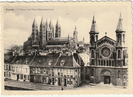TOURNAI  1939 - PHOCARTE - L ' Eglise Des Pères Rédemptoristes - Tournai