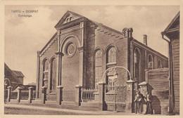 Dorpat.Tartu.Jewish Synagogue. - Estonie