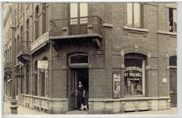 INCONNUE - A Localiser - Carte Photo - Corderie St Michel - Rue Lebeau - Sin Clasificación