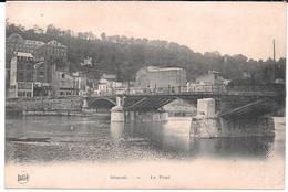 Cpa Dinant - Le Pont  (Légia). - Dinant