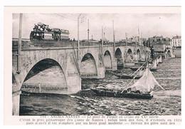 CPA NANTES Ancien Nantes Pont De Pirmil - Nantes