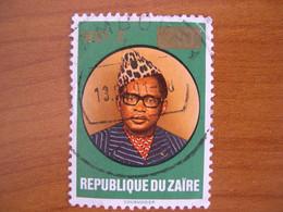 Zaïre Obl N° 1333 Aminci - 1990-96: Oblitérés