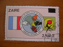 Zaïre Obl N° 1346 - 1990-96: Oblitérés