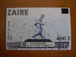 Zaïre Obl N° 1348 - 1990-96: Oblitérés