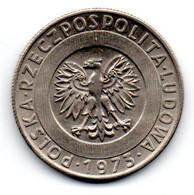 Pologne -  20 Zlotych 1973 - SPL - Polen