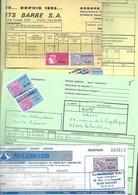 Timbre Fiscal  Fiscaux   TRANSPORT - Revenue Stamps