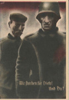 ORIGINAL WW2 POSTCARD - Guerra 1939-45
