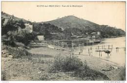 83 - SAINT CYR SUR MER - Vue De La Madrague - Saint-Cyr-sur-Mer