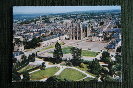 AVRANCHES - Vue Aérienne, 1968. - Avranches