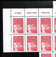 France:n°3076e** (en PAIRE) Sans Bande De Phosphore (c'est Le N°3083a Chez Y & T) - Varieteiten: 1990-99 Postfris