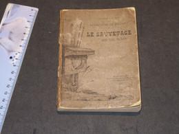 SOCIETE ROYALE DES SAUVETEURS DE BELGIQUE - LE SAUVETAGE INSTRUCTIONS PRATIQUES - BRUXELLES 1892 - Unclassified