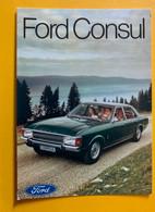 13081 - Ford Consul - Passenger Cars
