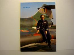 Mr Meteo J.Metz / Belgische Luchtmacht / Force Aerienne Belge / F- 104 - Characters