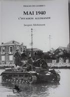 Livre  ABL BELGIQUE 1940 Campagne Des 18 Jours 130 Photos Canal Albert Eben Emael Nivelles Tournai Namur Antwerpen WO2 - War 1939-45