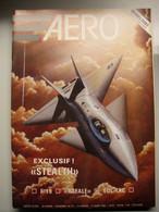 AERO  No18 / Force Aerienne Belge /  Lysander SABENA / Stealth / Alouette 2 / Theo Heckmann / Rafale / - Aviazione