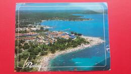 Istra.Rovinj-TURISTICKO NASELJE VILLAS RUBIN,big Postcard - Croatia