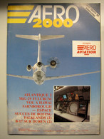 AERO  No23 / Force Aerienne Belge /  MIG 29 Fulcrum / F-18 Hornet / Helisecour Belge / Breguet Atlantique 2 - Aviazione