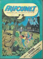 FRIPOUNET   N° 38   -  FLEURUS 1984 - Fripounet