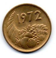 Algérie - 20 Centimes 1972 - SPL - Algeria