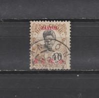 N° 60 TIMBRE CANTON OBLITERE  DE 1902       Cote : 10,50 € - Oblitérés
