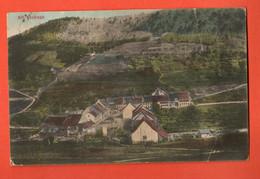 ZHA-27 SELTEN  Alt Tecknau  Bezirk Sissach.  Verlag Schäubli-Buser, Consum, Tecknau. Gelaufen 1912 (?) - BL Basle-Country