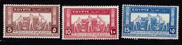 Lt0118 EGYPTE 1931 Expo Agricole Et Industrielle Set NSG (O) - Gebraucht