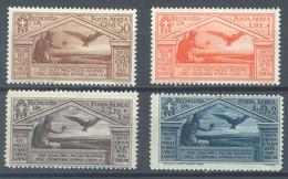 ITALIA - 1930 -  MNH/**  - VIRGILIO - Mi 354-357 Yv PA21-24 Sa S. 1504 A21-A24 - Lot 23139 - Airmail