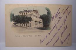 CANNES -   Hotel De Ville - Cannes