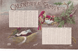 CPA//204...........CALENDRIER 1917 - Nieuwjaar