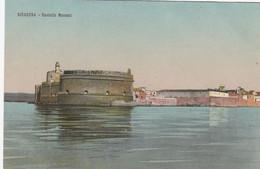 SIRACUSA-CASTELLO MANIACI-CARTOLINA NON VIAGGIATATA -1905-1910 - Siracusa