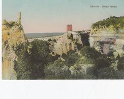 SIRACUSA-LATOMIE PARADISO-CARTOLINA NON VIAGGIATATA -1905-1910 - Siracusa