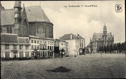 CPA Oudenaarde Audenarde Ostflandern, Grand Place - Other