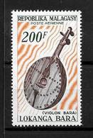 "Afrique MADAGASCAR :  ""Musique-Violon""  Poste Aérienne N° 97 En Neuf **  TB (cote 5,oo €) - Madagaskar (1960-...)"