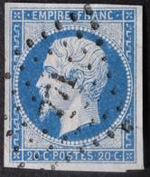 14A Margé, Obl PC 771 Chateau-porcien (7 Ardennes ) Ind 5 - 1849-1876: Classic Period