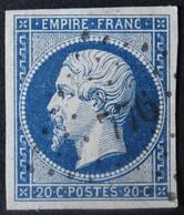 14B Margé, Obl PC 776 Chateau-thierry (2 Aisnes ) Ind 2 - 1849-1876: Classic Period
