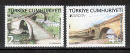 Türkei / Turkey / Turquie 2018 Satz/set EUROPA ** - 2018
