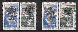 """Afrique MAURITANIE :  """"Oiseaux - Paludisme""""  Poste Aérienne 20A/20D En Neuf **  TB (cote 59,25 €) - Mauritanië (1960-...)"""