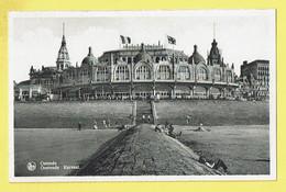 * Oostende - Ostende (Kust - Littoral) * (Nels, Ern Thill - Bromurite) Kursaal, Casino, Digue, Plage, Golfbreker, Old - Oostende