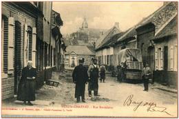 62 - AUXI LE CHATEAU - Rue Bordeloise - Auxi Le Chateau