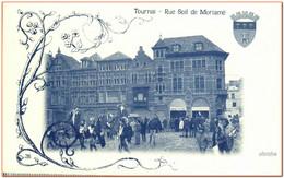 HAINAUT - TOURNAI - Rue Soil De Moriamé - Tournai