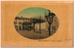 69 - BRON VILLAGE - Place De L'Eglise - Bron