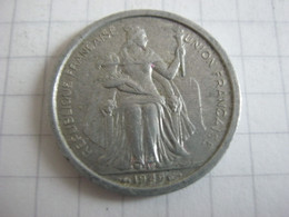 New Caledonia 1 Franc 1949 - New Caledonia