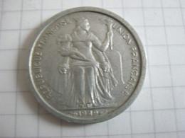 New Caledonia 2 Francs 1949 - New Caledonia