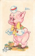 Walt Disney Cpa Tobler  Cochon - Sonstige