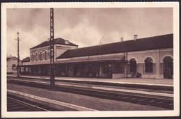 +++ CPA - LEOPOLDSBURG - BOURG LEOPOLD - La Gare - Statie  // - Leopoldsburg