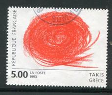 FRANCE-Y&T N°2834- Oblitéré - Gebraucht