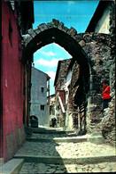 29447) CARTOLINA DI SAN GIOVANNI IN FIORE-ARCO ABATE GIOACCHINO-VIAGGIATA - Otras Ciudades