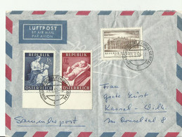 AT CV 1959 - 1945-60 Storia Postale