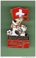 COCA COLA *** WORLD CUP USA 94 *** 2066 - Coca-Cola